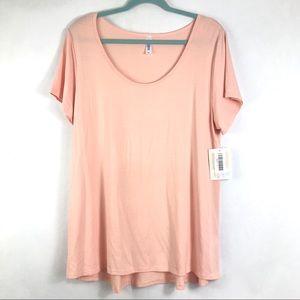 LuLaRoe Classic T Tunic T-Shirt Top